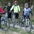 Off-road novices ride April 2015 - Just learned to keep tyre pressures low