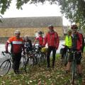 At Swalcliffe Great Barn - Banbury Bumps 3Sep17