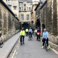 Oxford May Day special ride